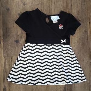 Toddler girl UGA dress
